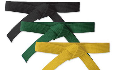 different-Six-Sigma-certification-belts